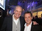 Max Welti (Ex- Sauber-F1) und Fritz Bosshard (Ex-AGVS-ZH Präsident)