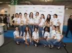 Die Miss-Auto-Zürich-Finalistinnen beim Fotoshooting